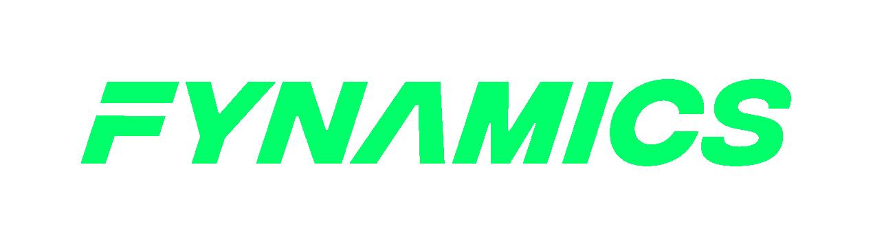 FYNAMICS Logo grün