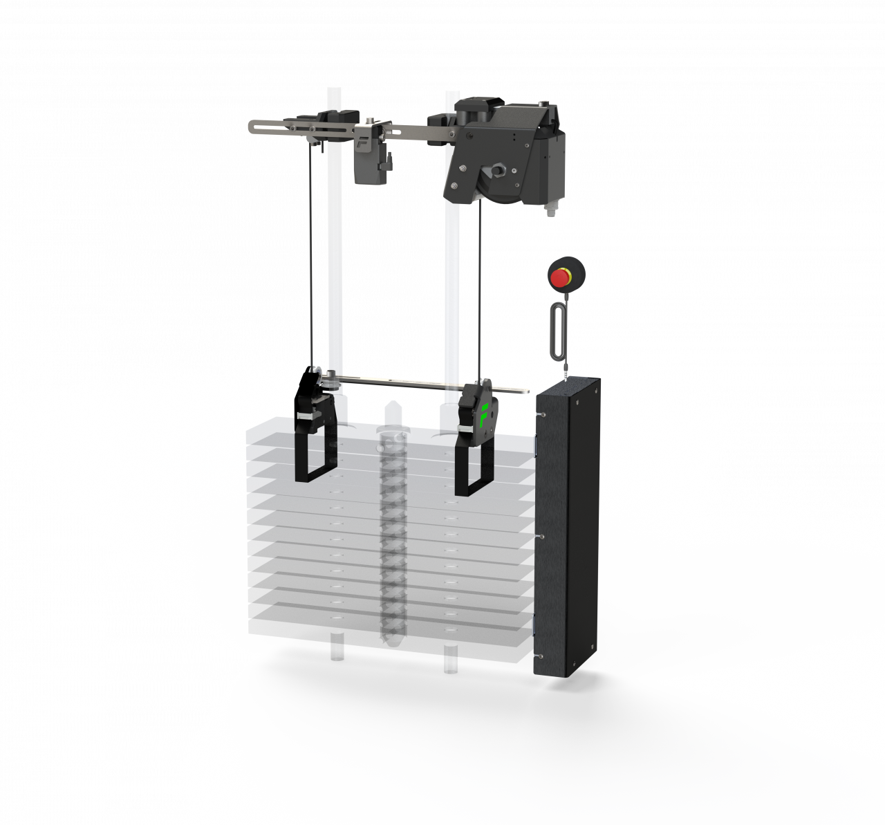 FYNAMICS Nachrüstlösung - Upgrade für Krafttrainingsgeräte