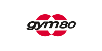 Hersteller Krafttrainingsgeräte Logo gym80